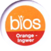 Bios Orange-Ingwer