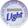Boon Rawd Brewery Singha Light