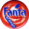 Fanta (Coca-Cola) Orange
