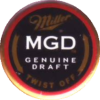 Miller MGD Genuine Draft