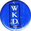 WKD Original Vodka Blue